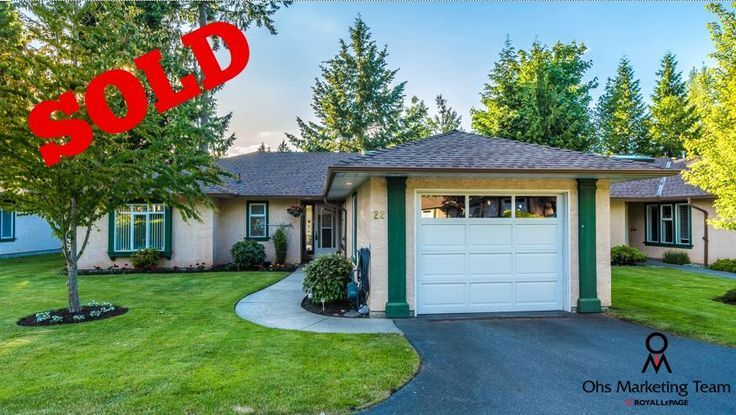 We SOLD 22 810 Chestnut! Thinking of selling your Vancouver Island Home? Call 250-752-SOLD (7653) or visit http://www.ohsmarketing.ca/free-home-evaluation/ to get started now!