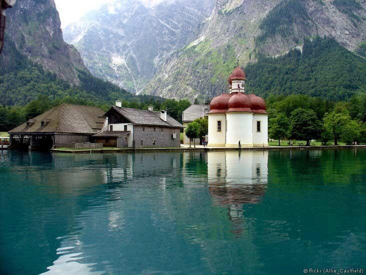 Lago Konigssee - Alemanha