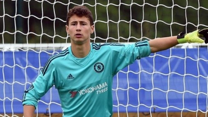 Solihull Moors have signed teenage goalkeeper Nathan Baxter on loan from Chelsea for the rest of the season. The 18-year-old  Source