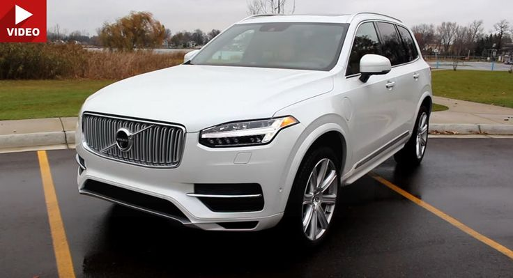 Is The Volvo XC90 Good Enough To Be Considered Over A Range Rover?