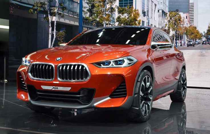 2018 BMW X2 overview