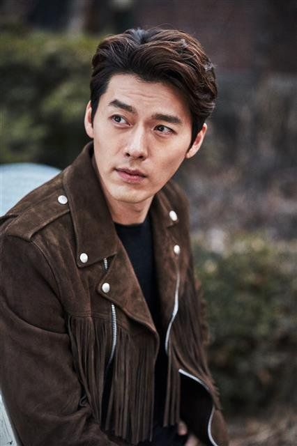 "[Interview] Hyeon Bin, ""It's a war field in front of the camera"""