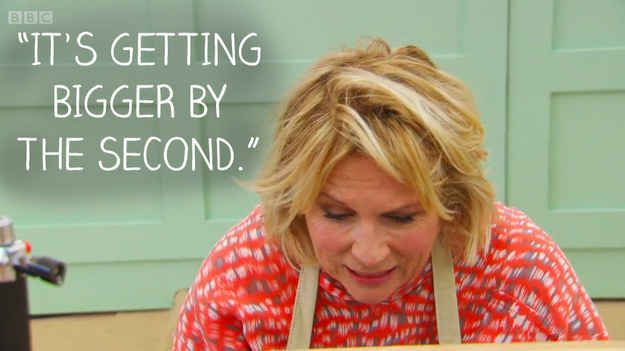 """Every Important Sexual Innuendo From Every Episode Of """"The Great Comic Relief Bake Off"""""""