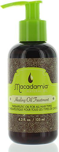 Macadamia Natural Oil Healing Oil Treatment 42 fl oz  Plastic Pet Safe Bottle *** Learn more by visiting the image link.