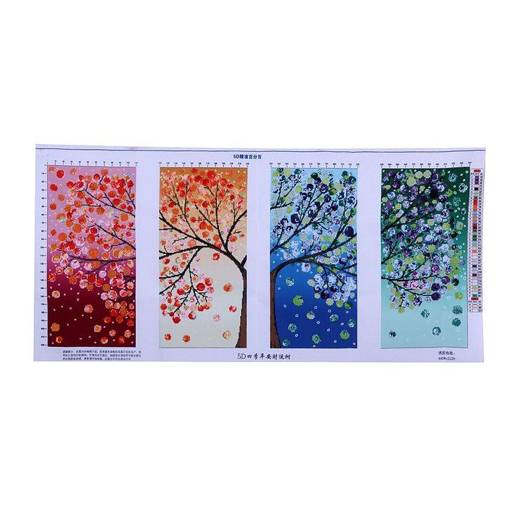 Docooler® Cross Stitch DIY Handmade Needlework Set Embroidery Kit Precise Printed Cross-Stitching Set Home Decoration(H13714)