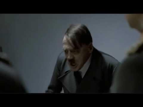 """Ausscnitt Film """"der Untergang"""""""