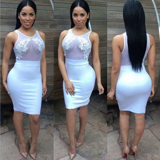 Midi Club Dresses