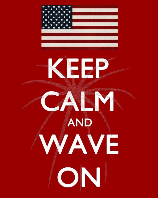 Patriotic slogan for party   already looking forward to july 4th weekend!