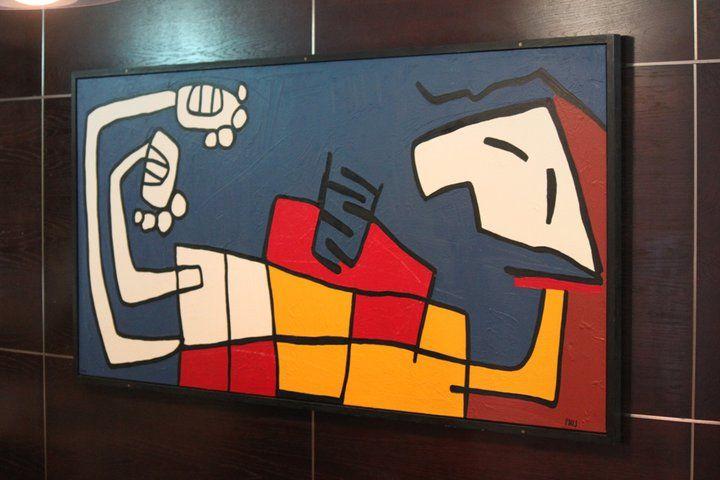 paul dutoit   Paul du Toit 300x200 Inspiring artworks by local talent brings culture ...