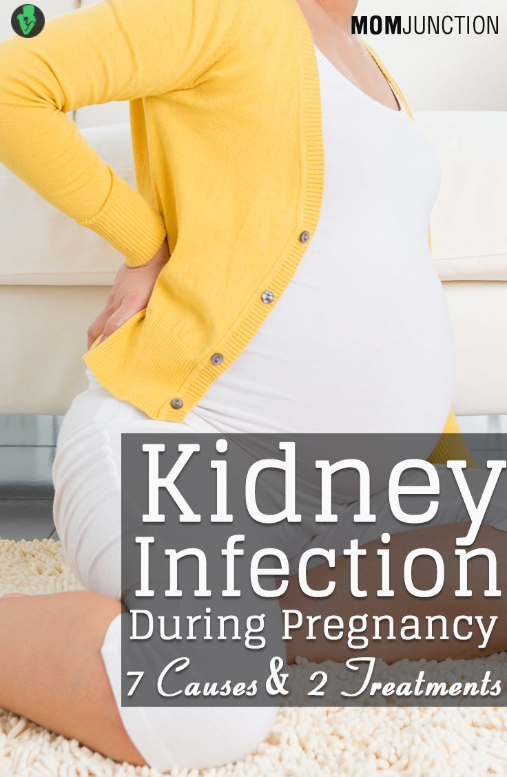 Kidney Infection During Pregnancy – 7 Causes & 2 Treatments You Should Be Aware Of