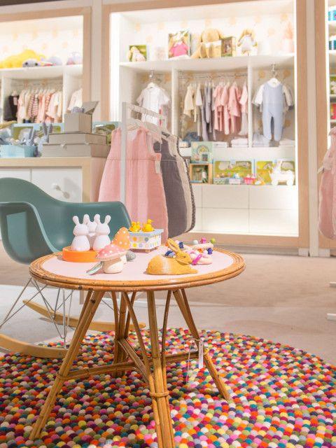 Nouvelle boutique naissance au Bon Marché | MilK - Le magazine de mode enfant