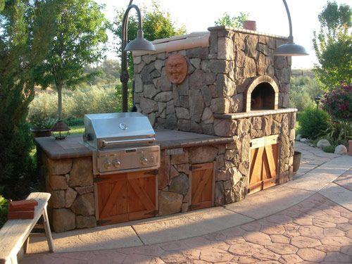 My Pizza Oven: Nick And Robin Gladdis, Paso Robles, California