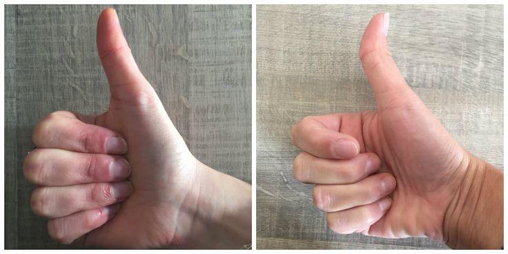 Is jouw duim recht of gebogen? Dat schijnt nogal veel over je karakter te zeggen, klopt het bij jou?