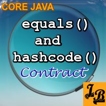 Tutorial explains #contracts defined for overriding java.lang.Object's #equals() and #hashcode() #methods, and its #importance when storing objects in #java #collections.   It uses an #example #HashSet instance, implements equals() and hashcode() methods for stored objects' class, and #explains #hashing concepts driving the hashcode's working with an example scenario...