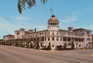 Zion Hotel in Zion IL was torn down in 1979.