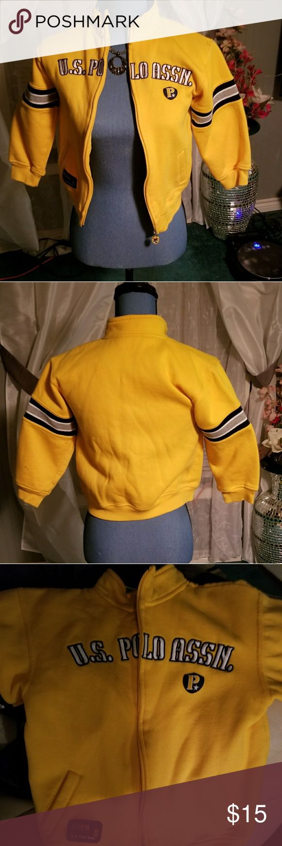 Kids Polo jacket Boys size 7 U.S. Polo Jacket like brand new well taken care of,  perfect conditon light weight but very warm Polo by Ralph Lauren Jackets & Coats