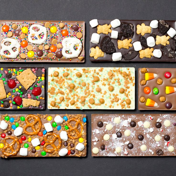 Candy lovers bark  Okay anyone can make this for me at any time.
