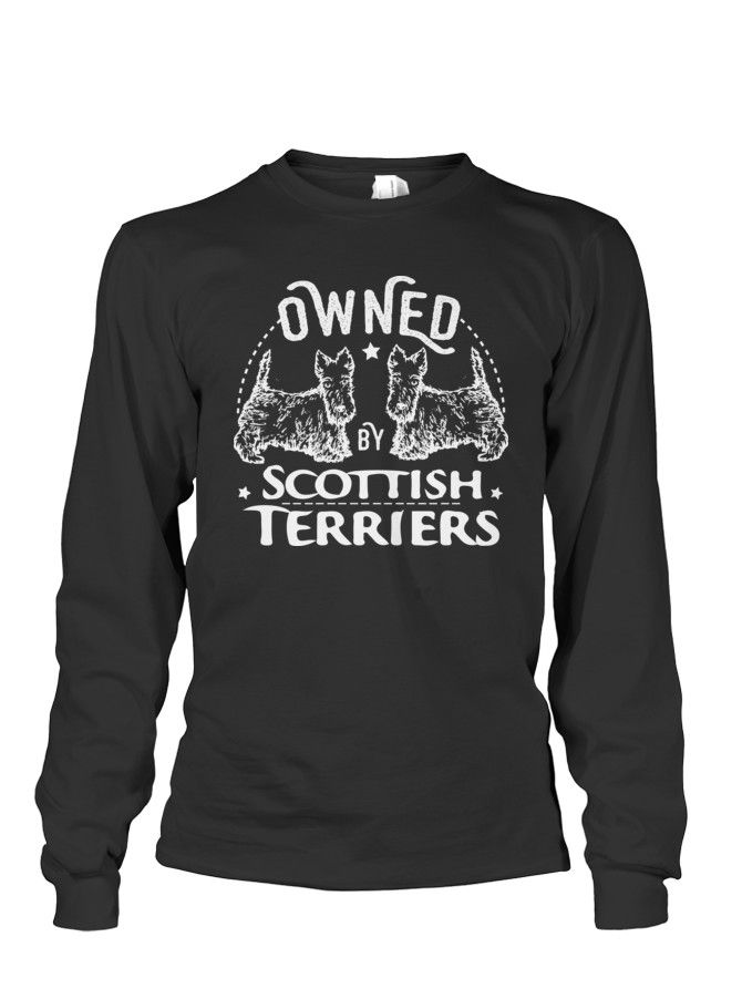 Owned by my Scottie dogs!