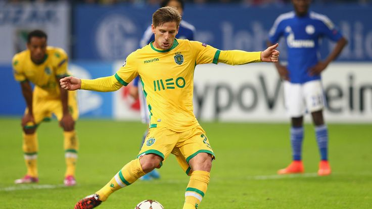@Sporting Adrien Silva #9ine