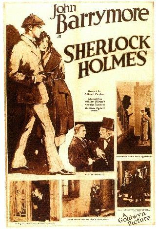 Sherlock Holmes è un film del 1922 diretto da Albert Parker. Fu il film d'esordio di Roland Young e di William Powell. John Barrymore e Roland Young Basato sulla commedia Sherlock Holmes di William Gillette andata in scena a New York il 6 novembre 1899 e sui personaggi creati da Sir Arthur Conan Doyle.