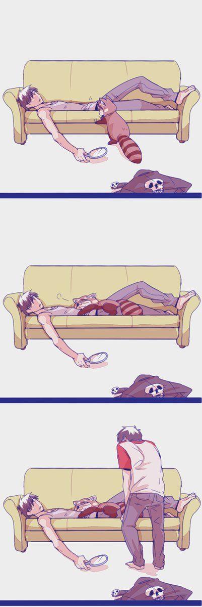 【ムツゴ漫画】『密集地帯ができるまで』(おそ松さん)