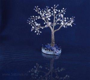 Дерево счастья Лазурный отблеск