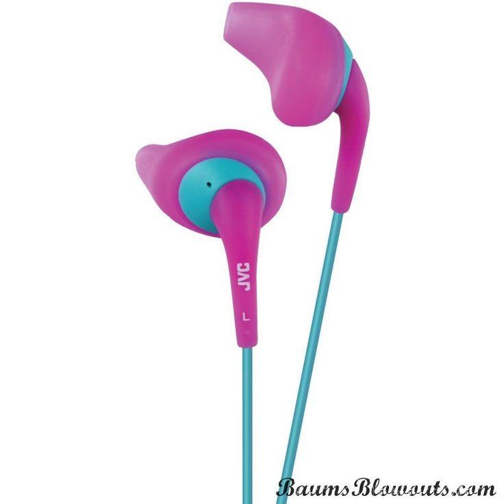 Jvc Gumy Sport Earbuds (pink)
