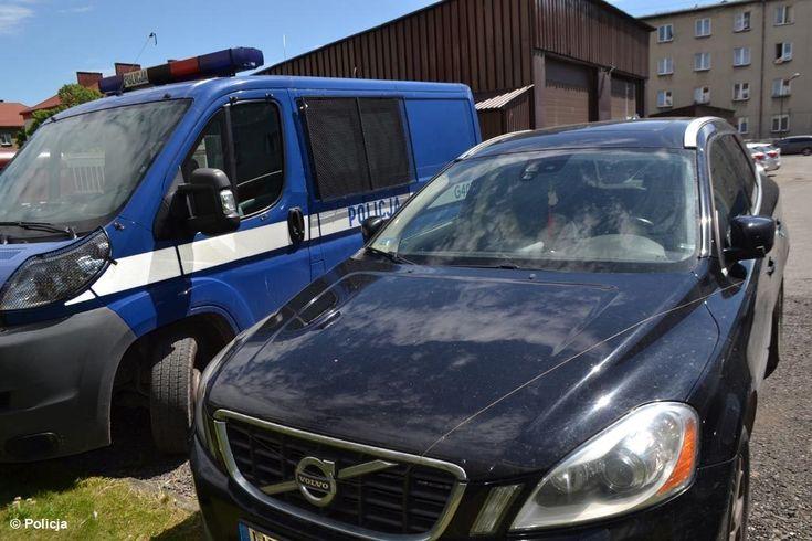 Odzyskali samochody za 350 tysięcy złotych – FOTO #Zator #policja #policjanci #przywłaszczenie #leasing #citroen #volvo