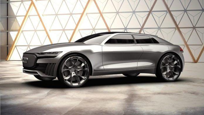 Audi tung ảnh phác thảo mẫu Q4 khiến fan đứng ngồi không yên