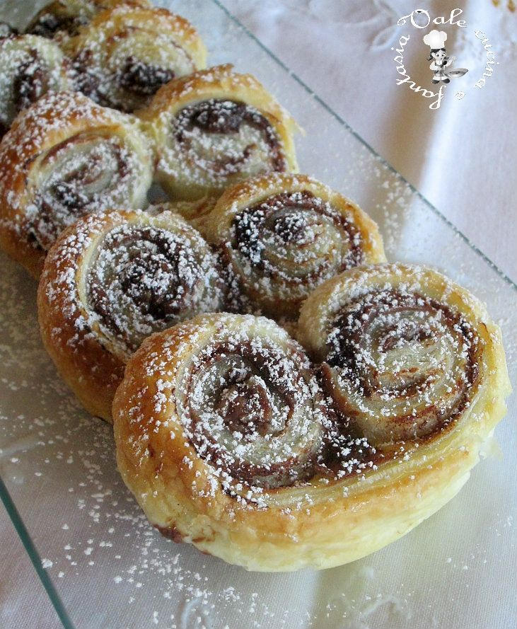 Ventaglietti+di+pasta+sfoglia+con+nutella+e+mascarpone