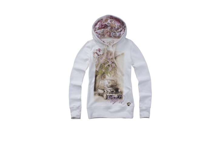 Maison Espin sweatshirts ss13#maisonespin #springsummercollection13 #womancollection #lovely #MadewithLove #romanticstyle #milano