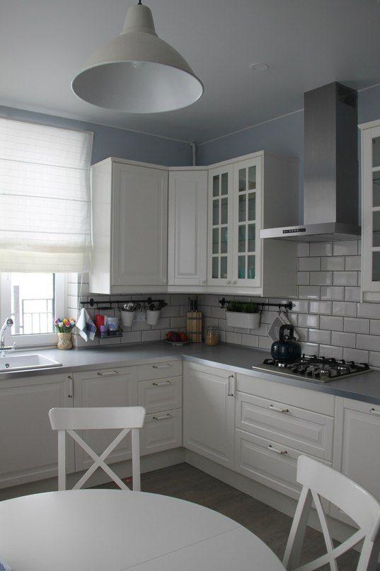 Фасады + плитка (фартук кухни)