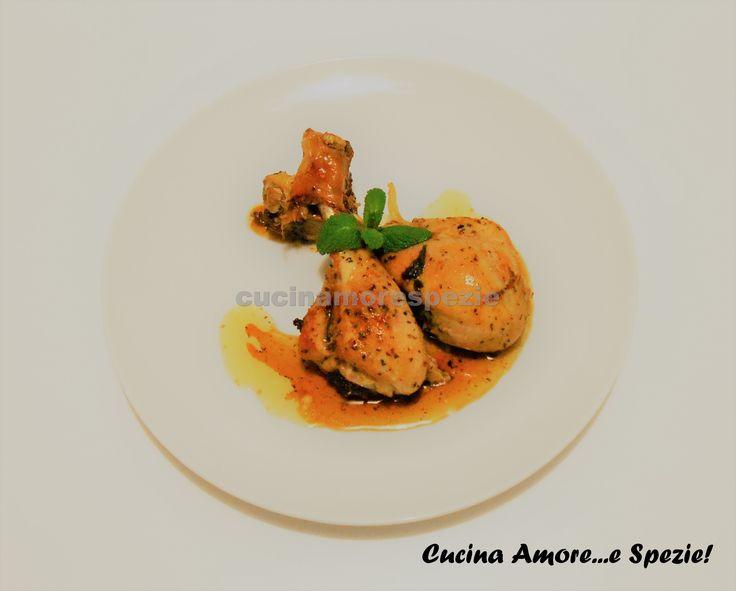 Il pollo con peperoncino e menta è un secondo piatto molto stuzzicate. Se amate degli accostamenti particolari e soprattutto...