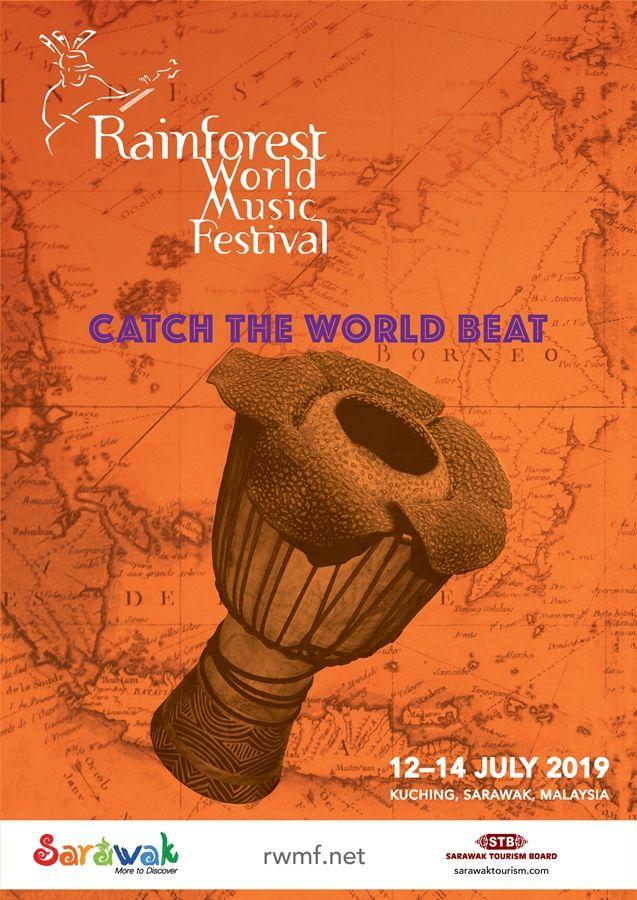 Music Festival In Malaysia The Rainforest World Music Festival Sarawak Rainforest World Music Festival Music Festival World Music