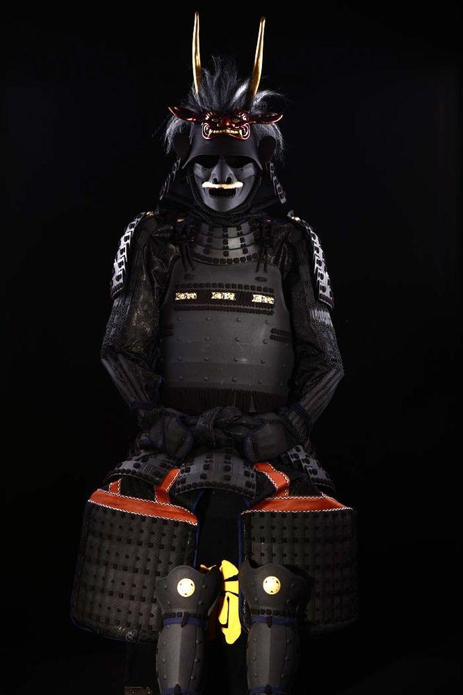 Thesamuraiworkshop Autres Produits Yoroi Armures De Samurai Yoroi Samurai Armor With
