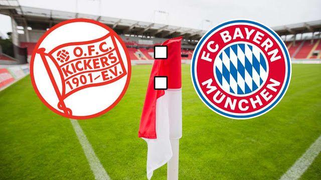 livestream facebook | Club Friendly Games | Offenbacher Kickers Vs Bayern München | live stream | 30-08-2017