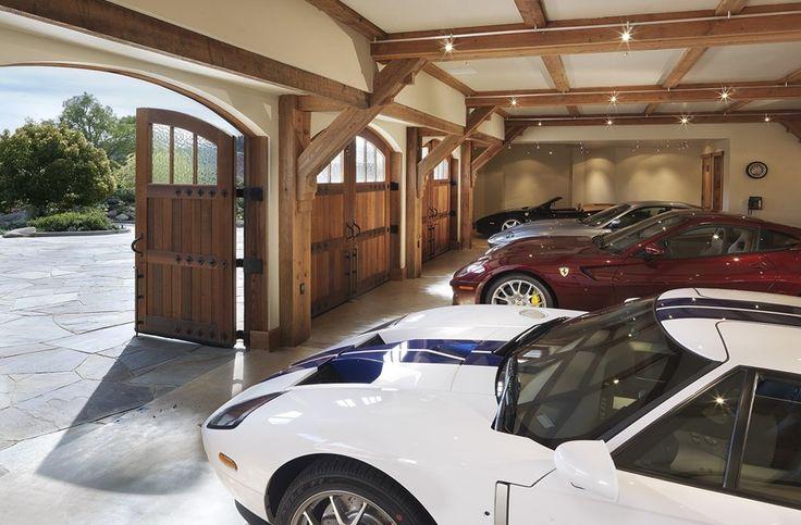Million Dollar Car >> Need space large enough to fit two street cars, one race ...