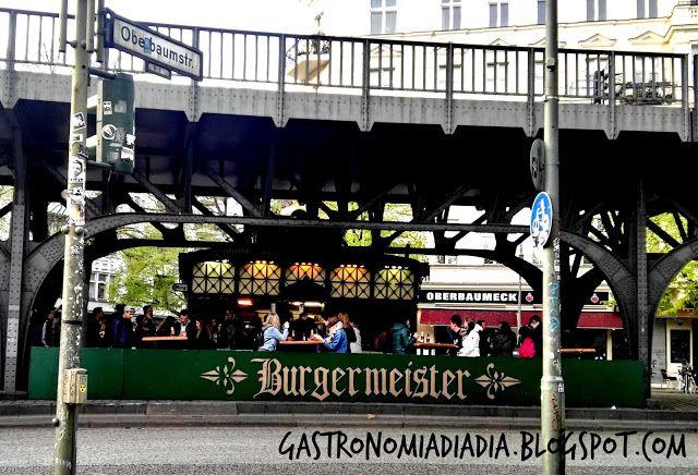 Gastronomía día a día: Burgesmeister, Berlín