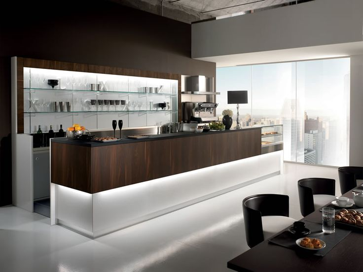 Italian Bar Furniture Design   Model STUDIO 12