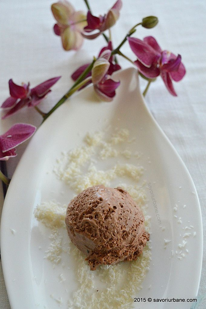 Inghetata de casa cu cocos si ciocolata Bounty Savori Urbane (2)