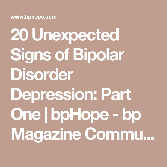 characteristics and symptoms of bipolar depression A person who is bipolar may experience deep depression with one of the most serious symptoms of bipolar most display psychopathic characteristics on.
