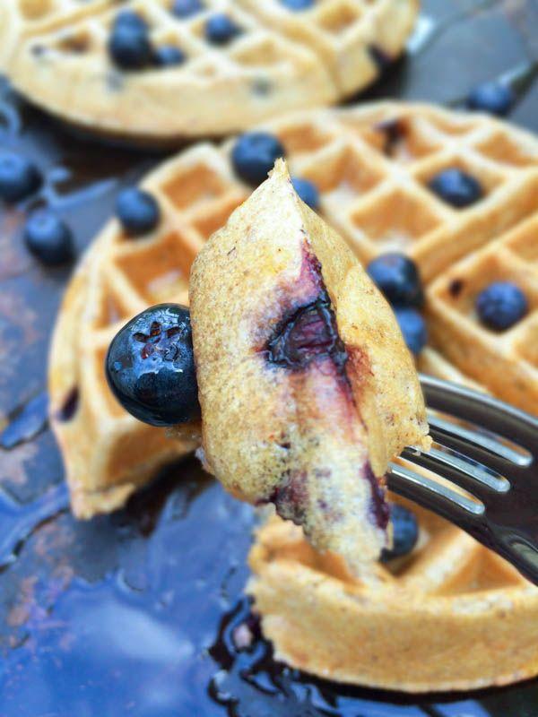 ... | Waffles on Pinterest | Waffles, Belgian waffles and Waffle recipes