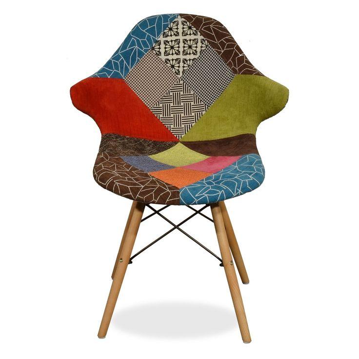 98 best patchwork images on pinterest patchwork tables for Studio design sillas