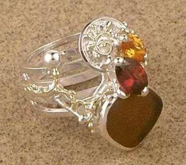 Konst Smycken, Handgjorda Smycken, Ringar