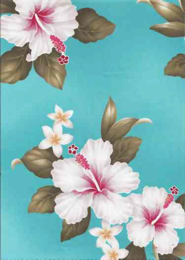 80kamalei Vintage Hawaiian fabric, hibiscus and plumeria flowers on apparel cotton. Add Discount code: (Pin10) in comment box at check out for 10% off sub total at BarkclothHawaii.com