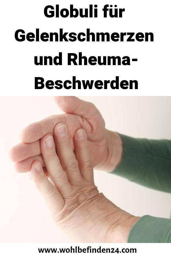Gelenkschmerzen Finger Ernährung