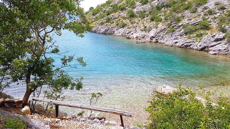 Aż żal wracać!  Schade heimfahren!  #Adria #Adriatyk #senj #croatia #kroatien #Chorwacja #europe #europa #Beach #hollydays #urlaub #urlop #more #morze #sea #see #meer #sunnydays #sun