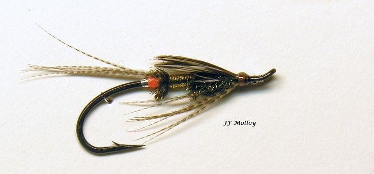 DeFeo's Gold Nymph