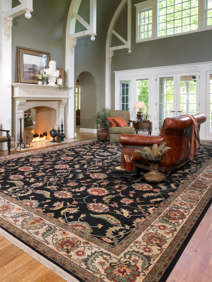 Large Living Room Area Rug