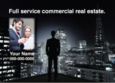 Commercial Realtor Postcard http://postcardspromo.com